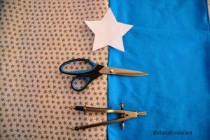 Choix des tissus pour fabriquer ma housse de traversin