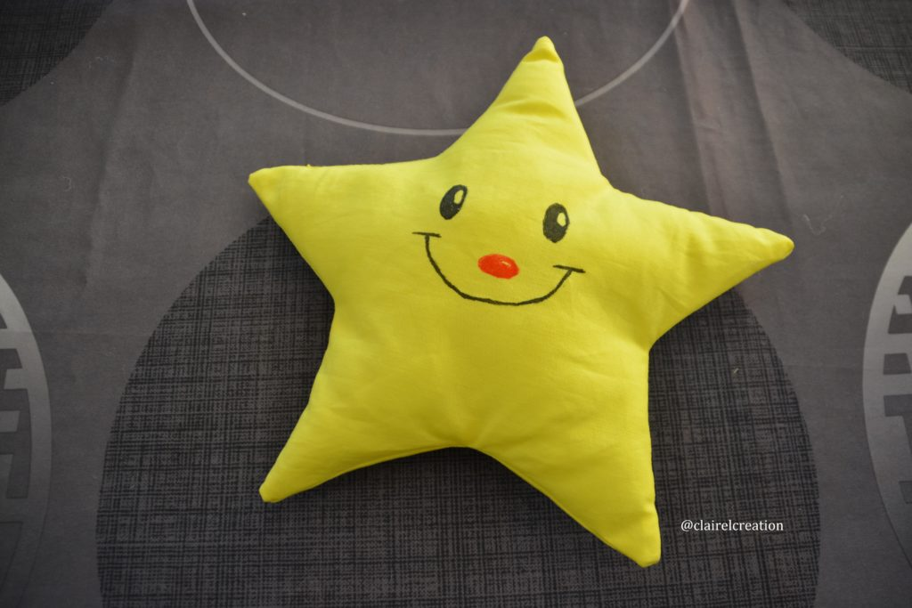 Première étoile terminée