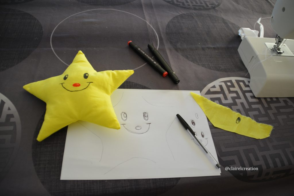 Un joli sourire pour mon étoile