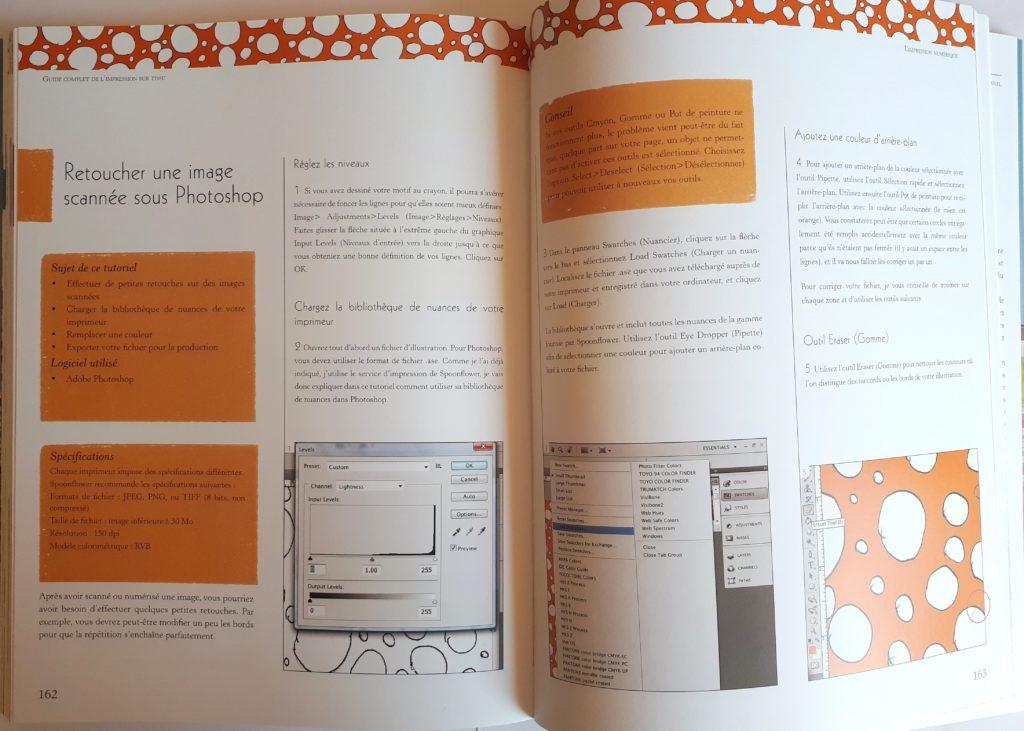 Guide complet de limpression sur tissu : tutoriel sur la retouche d'image