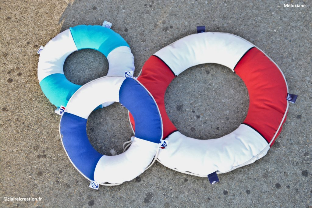 Comment coudre une bouée de sauvetage marine